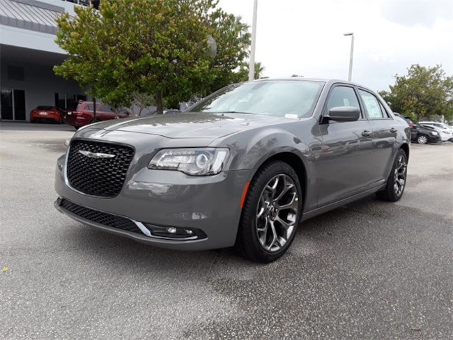 New 2018 Chrysler 300 S Sedan For Sale/Lease Tamarac, Florida