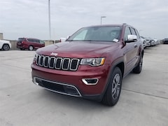 2018 Jeep Grand Cherokee LIMITED 4X2 Sport Utility