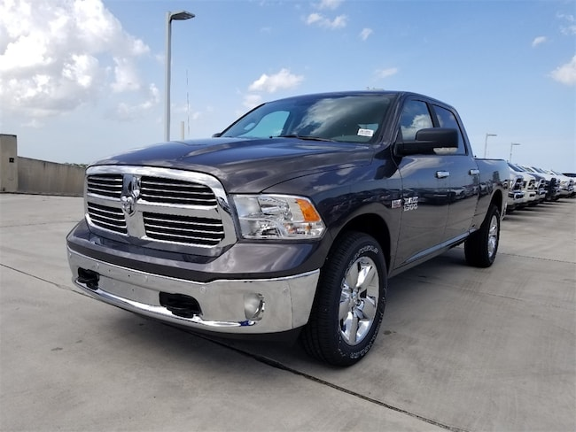 New 2018 Ram 1500 BIG HORN CREW CAB 4X4 6'4 BOX Crew Cab For Sale/Lease Tamarac, Florida