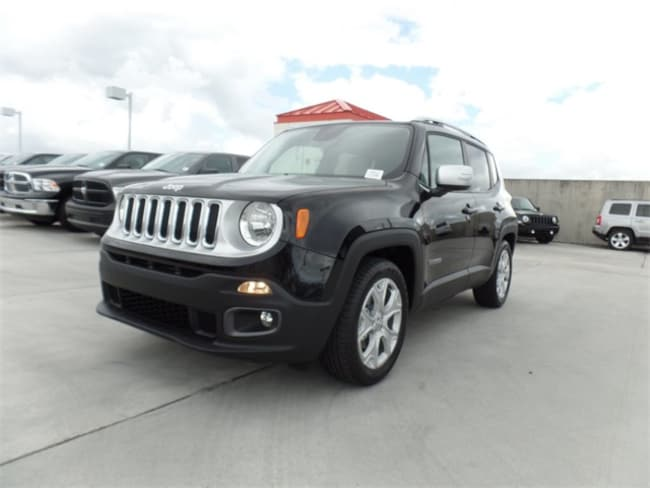 New 2017 Jeep Renegade LIMITED 4X2 Sport Utility For Sale/Lease West Palm Beach, Florida