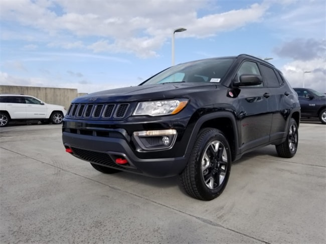 New 2018 Jeep Compass TRAILHAWK 4X4 Sport Utility For Sale/Lease Tamarac, Florida