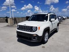 2018 Jeep Renegade LATITUDE 4X2 Sport Utility