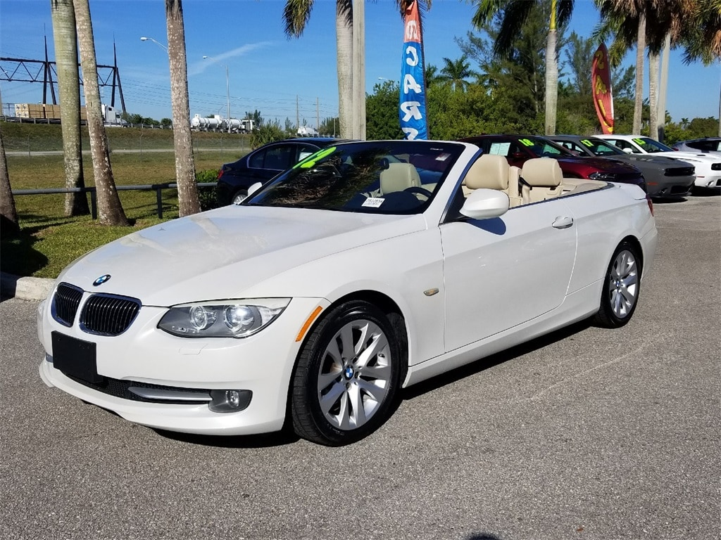 2012 BMW 3 Series 328i Convertible
