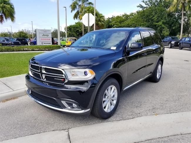 New 2019 Dodge Durango SXT PLUS RWD Sport Utility For Sale/Lease Tamarac, Florida