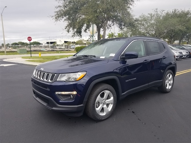New 2019 Jeep Compass LATITUDE FWD Sport Utility For Sale/Lease Tamarac, Florida