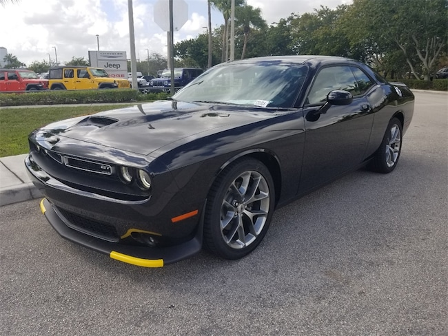 New 2019 Dodge Challenger GT Coupe For Sale/Lease Tamarac, Florida