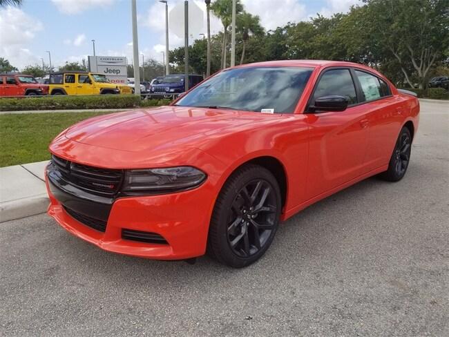New 2019 Dodge Charger SXT RWD Sedan For Sale/Lease West Palm Beach, Florida