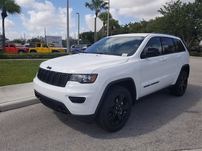 New 2019 Jeep Grand Cherokee UPLAND 4X4 Sport Utility For Sale/Lease Tamarac, Florida