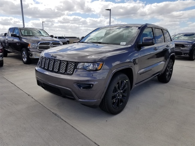 New 2019 Jeep Grand Cherokee ALTITUDE 4X2 Sport Utility For Sale/Lease Tamarac, Florida