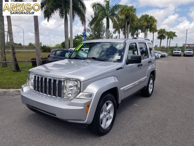 Used 2011 Jeep Liberty Limited Edition SUV For Sale Tamarac, FL