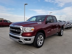 2019 Ram All-New 1500 BIG HORN / LONE STAR QUAD CAB 4X4 6'4 BOX Quad Cab