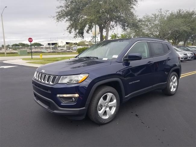 New 2019 Jeep Compass LATITUDE FWD Sport Utility For Sale/Lease Tamarac, Florida