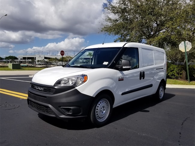 New 2019 Ram ProMaster City TRADESMAN CARGO VAN Cargo Van For Sale/Lease Tamarac, Florida