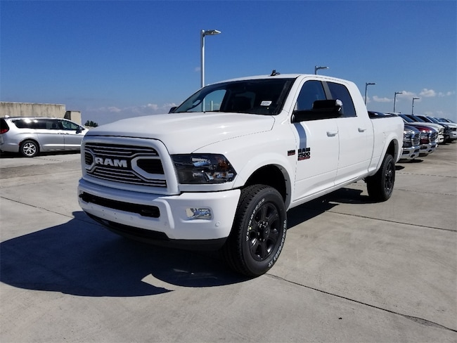 New 2018 Ram 2500 BIG HORN MEGA CAB 4X4 6'4 BOX Mega Cab For Sale/Lease Tamarac, Florida