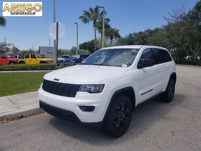 New 2019 Jeep Grand Cherokee UPLAND 4X4 Sport Utility For Sale/Lease Tamarac, Florida