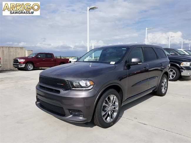 New 2019 Dodge Durango GT PLUS RWD Sport Utility For Sale/Lease Tamarac, Florida