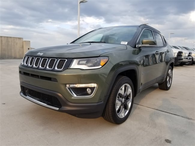 new 2018 jeep compass limited 4x4 for sale lease tamarac. Black Bedroom Furniture Sets. Home Design Ideas