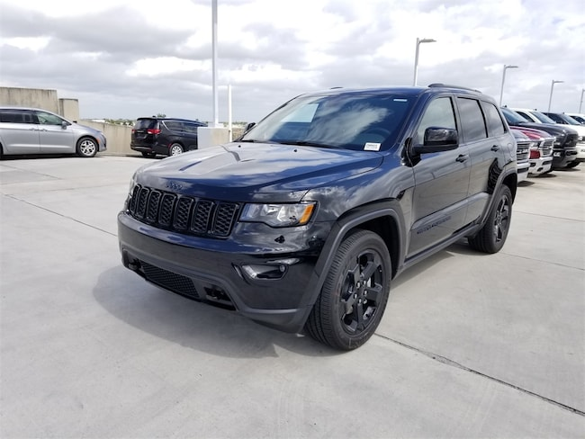 New 2019 Jeep Grand Cherokee UPLAND 4X2 Sport Utility For Sale/Lease Tamarac, Florida