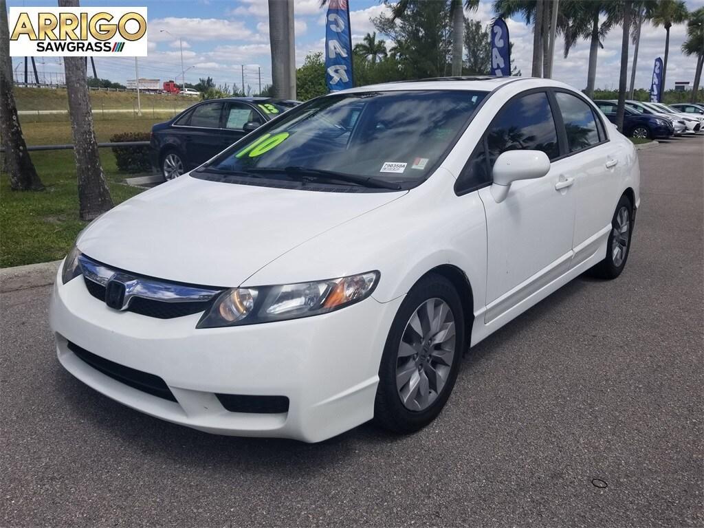 2010 Honda Civic EX-L Sedan