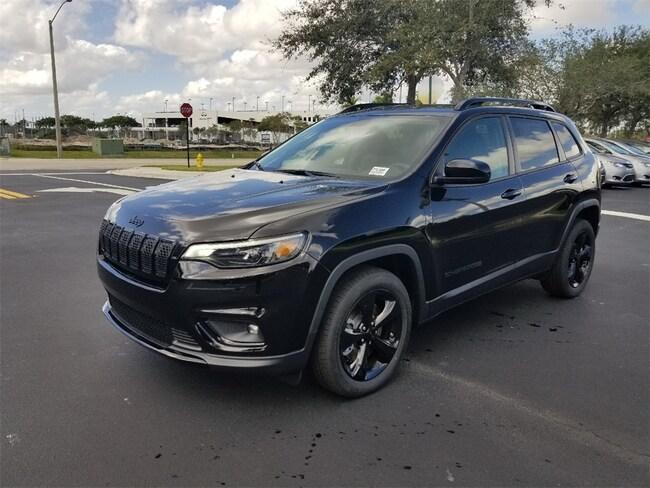 New 2019 Jeep Cherokee ALTITUDE FWD Sport Utility For Sale/Lease Tamarac, Florida