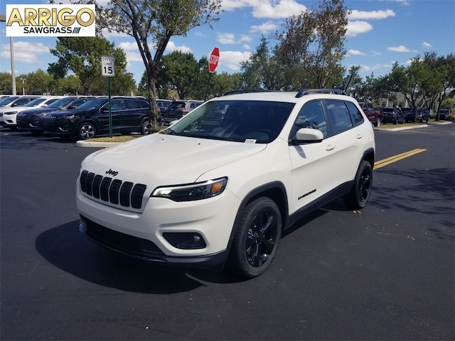 New 2019 Jeep Cherokee ALTITUDE FWD Sport Utility For Sale/Lease Tamarac, Florida