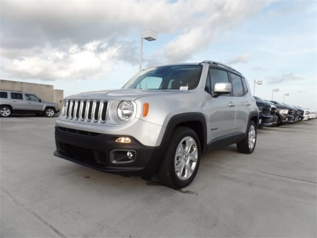 New 2017 Jeep Renegade LIMITED 4X2 Sport Utility For Sale/Lease Tamarac, Florida