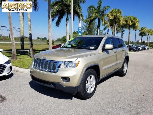 Used 2011 Jeep Grand Cherokee Laredo SUV For Sale Tamarac, FL