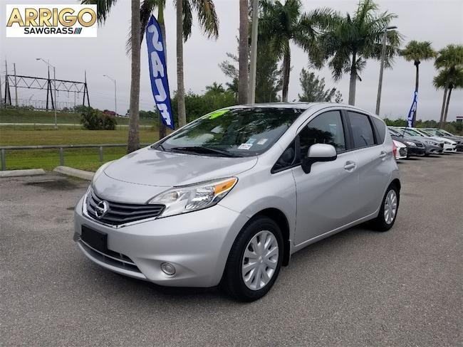 Used 2014 Nissan Versa Note S Hatchback For Sale Tamarac, FL