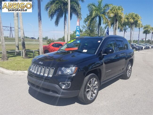 Used 2015 Jeep Compass Limited FWD SUV For Sale Tamarac, FL