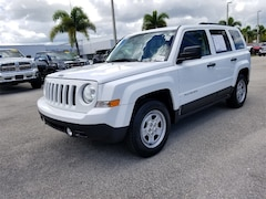 Used 2016 Jeep Patriot Sport SUV 1C4NJPBA8GD629154 for Sale in West Palm Beach, FL