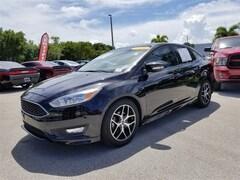 Used 2016 Ford Focus SE Sedan 1FADP3F28GL249877 for Sale in West Palm Beach, FL