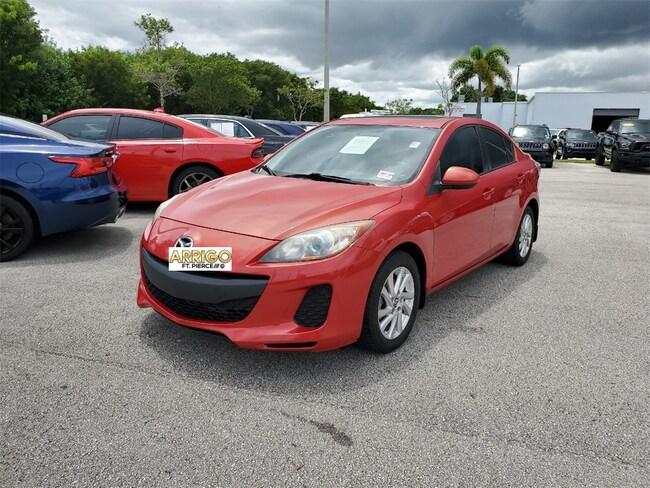 2013 Mazda Mazda3 i Touring Sedan