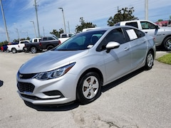 Used 2017 Chevrolet Cruze LS Auto Sedan 1G1BC5SM4H7118061 for Sale in West Palm Beach, FL