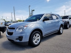 Used 2014 Chevrolet Equinox LS SUV 2GNALAEK0E6371127 for Sale in West Palm Beach, FL