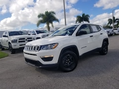 Used 2018 Jeep Compass Sport FWD SUV 3C4NJCAB3JT226672 for Sale in West Palm Beach, FL