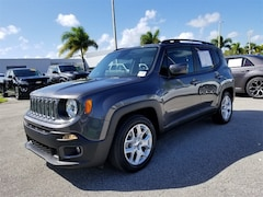 Used 2017 Jeep Renegade Latitude FWD SUV ZACCJABBXHPG51785 for Sale in West Palm Beach, FL