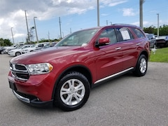 Used 2013 Dodge Durango Crew SUV 1C4RDHDG5DC664008 for Sale in West Palm Beach, FL