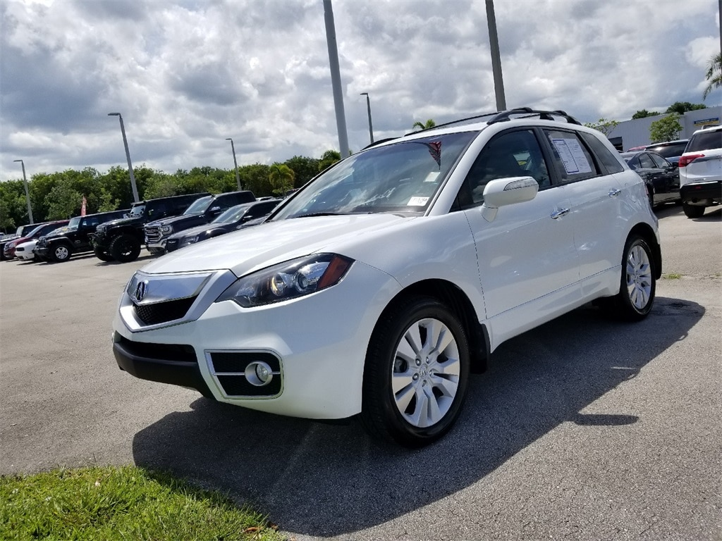 2011 Acura RDX RDX with Technology Package SUV