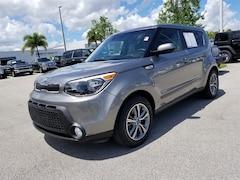 Used 2015 Kia Soul Base FWD Hatchback KNDJN2A20F7218876 for Sale in West Palm Beach, FL