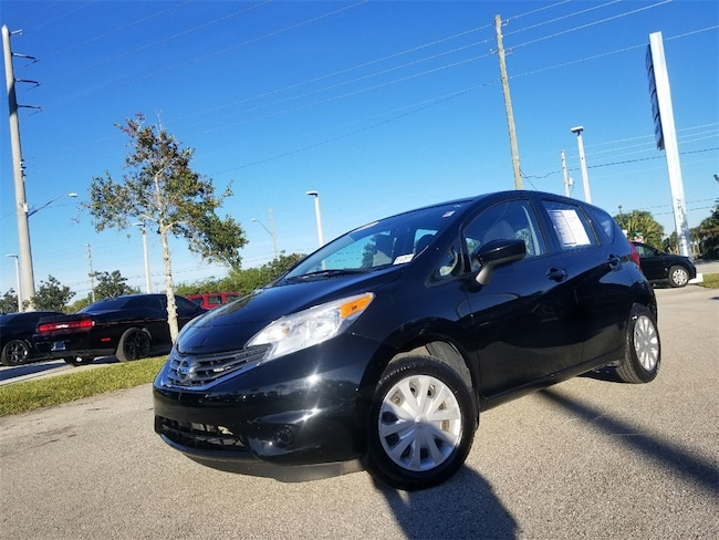 Used 2015 Nissan Versa Note S Hatchback For Sale West Palm Beach, Florida