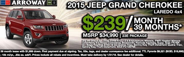 Jeep trailhawk lease deals