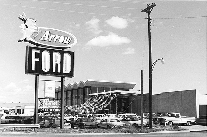 Arrow Ford Abilene >> Arrow Ford Inc | New Ford dealership in Abilene, TX 79605