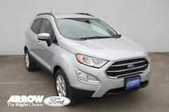 New 2019 Ford EcoSport SE SUV for sale in Abilene, TX