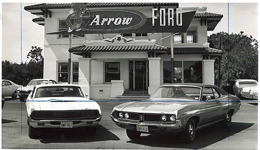Arrow Ford Abilene >> Celebrating 54 Years Arrow Ford Inc