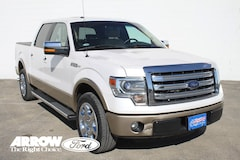 Used 2014 Ford F-150 Lariat Truck SuperCrew Cab for sale in Abilene, TX