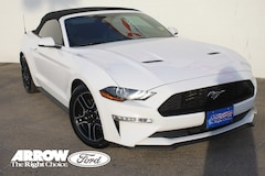 Used 2018 Ford Mustang Ecoboost Premium Convertible for sale in Abilene, TX