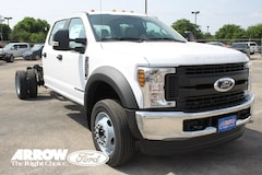 New 2019 Ford F-450 Chassis F-450 XL Truck Crew Cab for sale in Abilene, TX