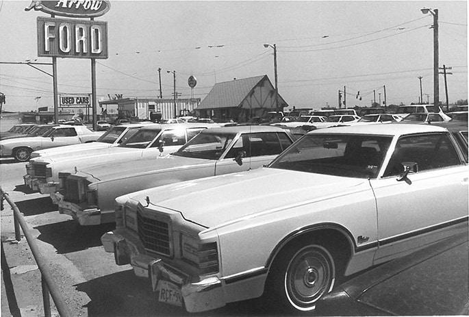 Arrow Ford Abilene >> Arrow History Arrow Ford Inc