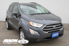 New 2019 Ford EcoSport SE SUV for sale in Abilene, TX