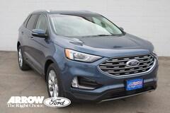 New 2019 Ford Edge Titanium SUV for sale in Abilene, TX
